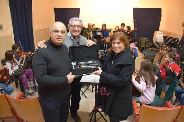 Il Maestro Mallozzi, Enzo de Paola e Grazia Ritrovato