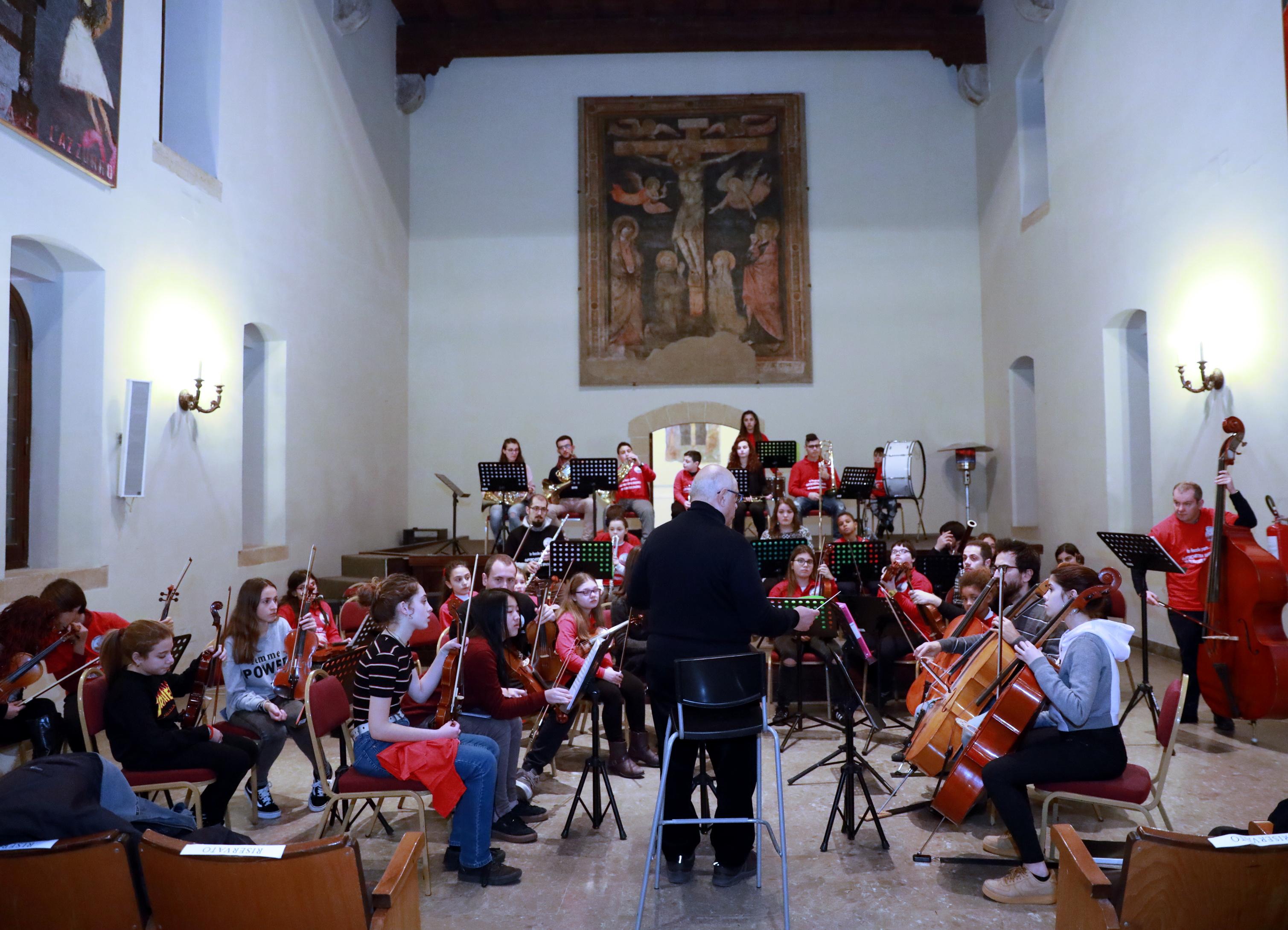 20 dicembre 2019 : Concerto di Natale all'Auditorium Pietro Russo con le Associazioni che partecipano al Progetto Caterina @ Auditorium Pietro Russo | Napoli | Campania | Italia