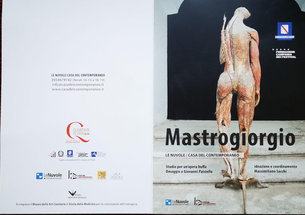 001-1 MASTROGIORGIO LOCANDINA